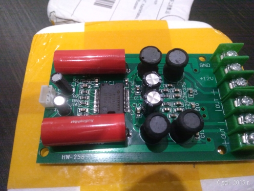 -- Amplificador Ta2024 Digital
