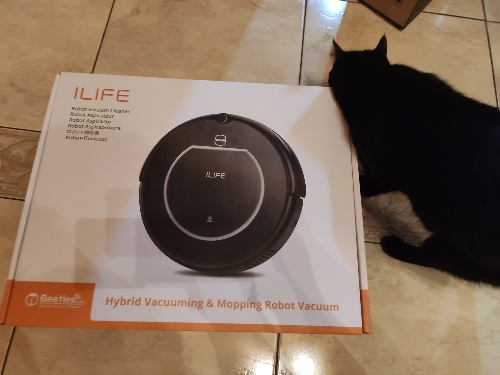ILIFE V55Pro Robot Vacuum Cleaner Sweep Wet Mopping Virtual Wall Planned Cleaning Powerful Suction for pet hair disinfection|Vacuum Cleaners|   - AliExpress