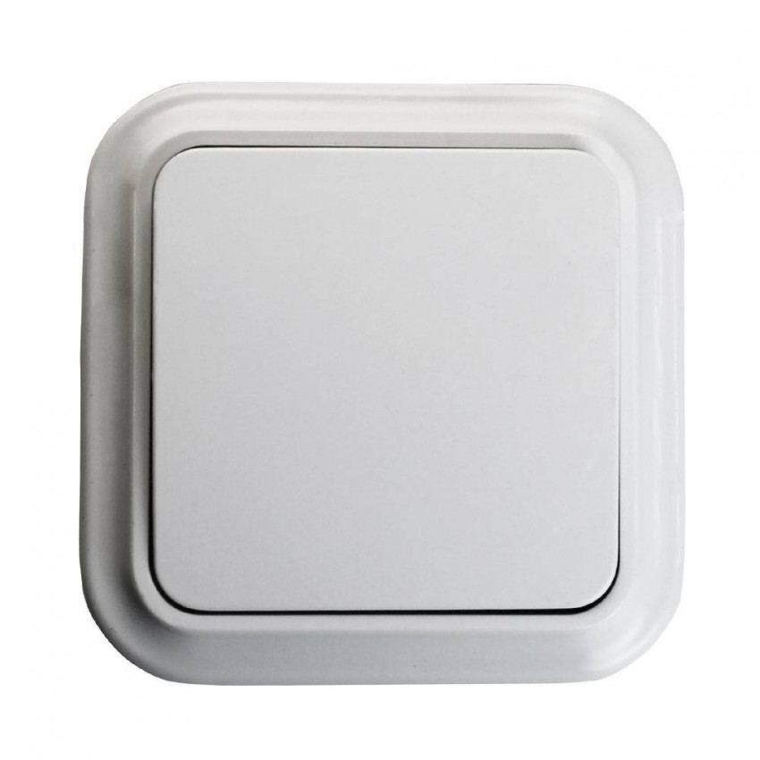 Switch Simple Surface White 7hSevenOn Elec