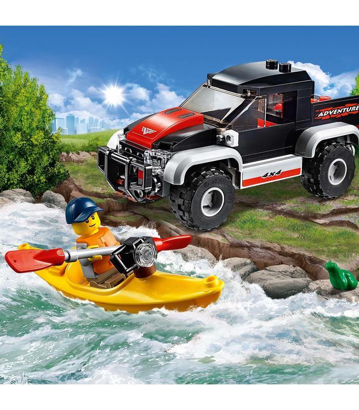 60240 LAYMAN Kayaking Adventure Toy Store Articles Created Handbook