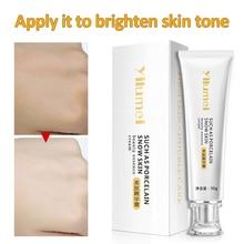 Отбеливающий крем, отбеливающий кожу, лосьон для всего тела, ноги, колени, отдельные части, отбеливающий крем для тела, TSLM1