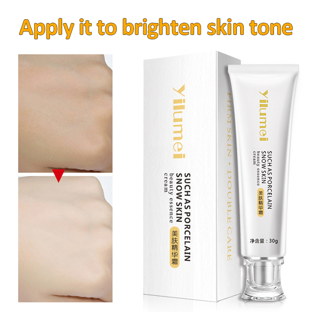 Drop Ship Whitening Cream Skin Bleaching Whole Body Lotion Legs Knees Private Parts Body Whitening Essence Cream TSLM1