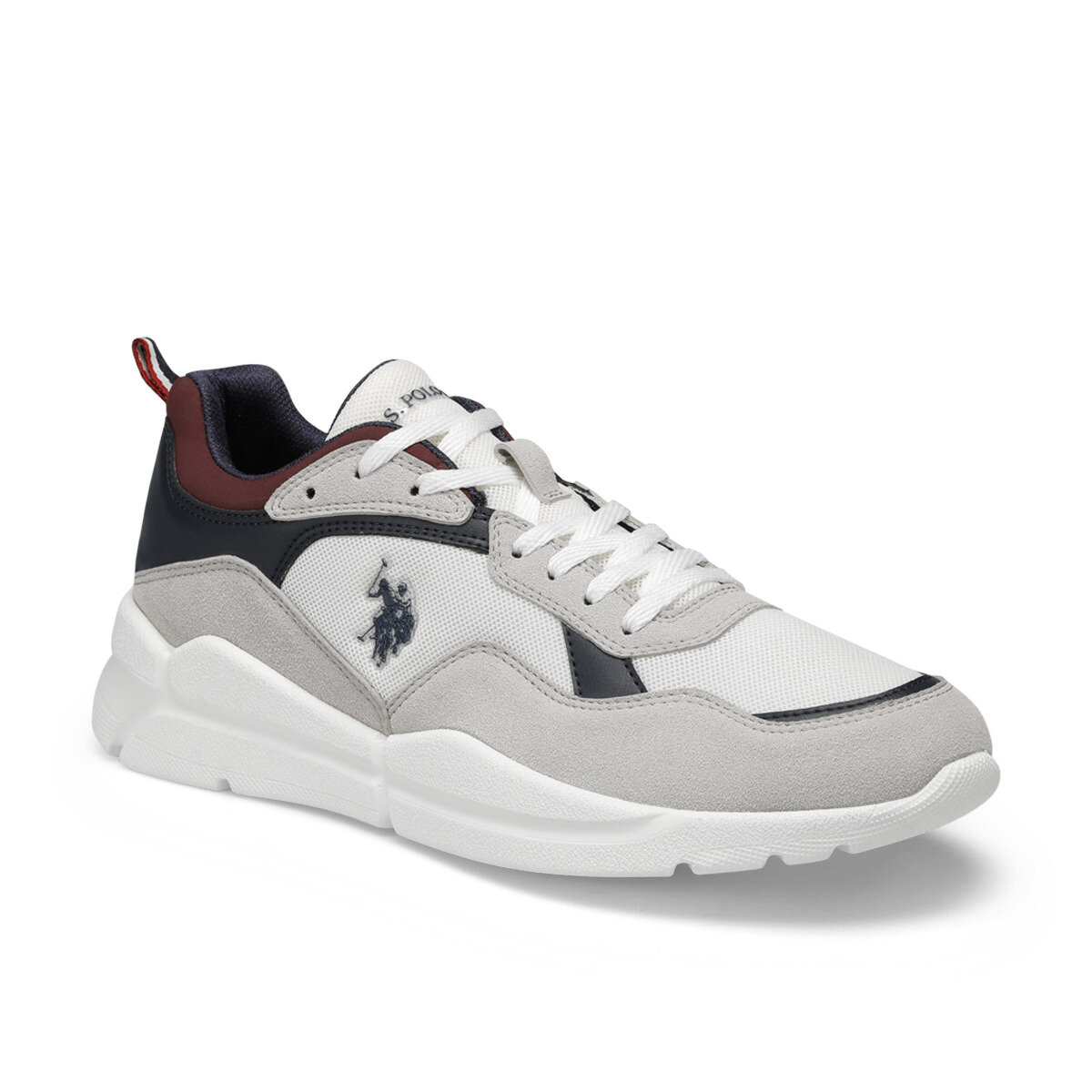 FLO CALLUM SUMMER White Men 'S Sneaker Shoes U.S. POLO ASSN.