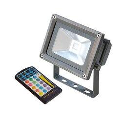 Фокусировка Led многоцветный с пультом дистанционного управления 10 Вт электро DH 81,750/10/RGB 8430552140565