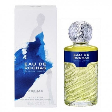 EAU DE ROCHAS EDT 100ML LIMITED EDITION