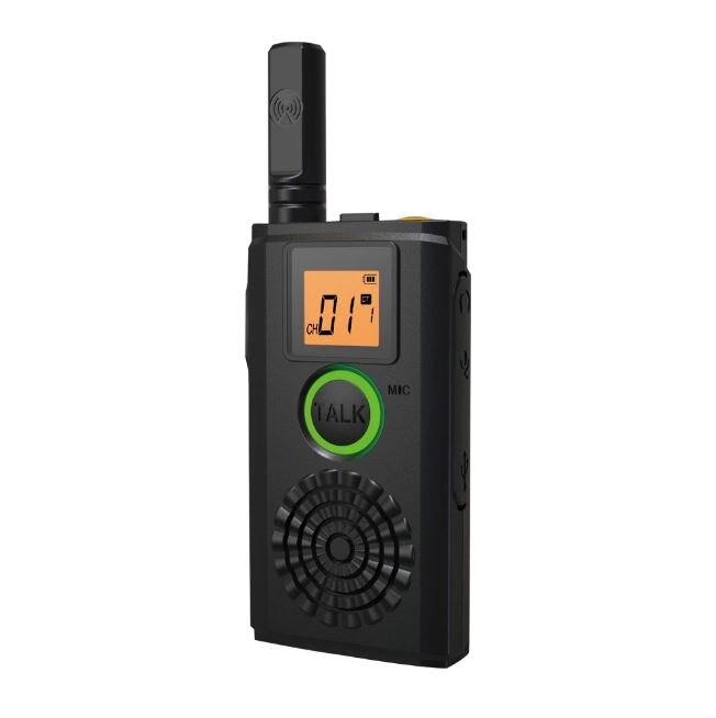 CRONY T-368 Walkie Talkie Two Way Radio Professional FM