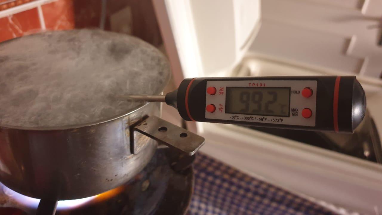 Termometro cucina digitale BBQ