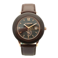 Herren Uhr K & Bros 9431 3 600 (43mm)-in Mechanische Uhren aus Uhren bei
