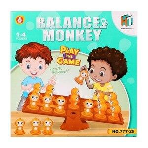 Настольная игра баланс обезьяны 119146