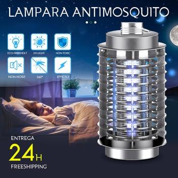 Antimoquito Lamp Mosquito Killer Mosquito 3W Lamp Mosquito Trap Bug Zapper Electric Insect Killer