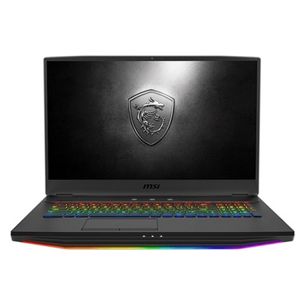 "Gaming Portable Computer MSI GT76-014ES 17,3"" I9-9900K 128 GB RAM 2 TB SSD Black"