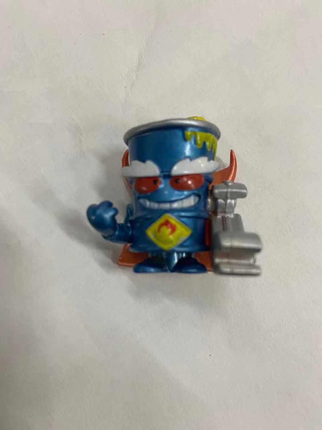 SNOWMAN SUPERZINGS SERIES 3-ULTRA RARE,