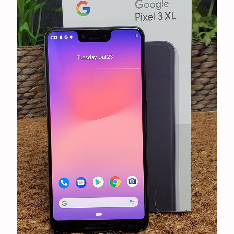 Google Pixel 3 XL 4GB 64GB Mobile Phone 6.3inch NFC Snapdragon 845 Android 9 Google Pixel XL 3 Brand New Original SmartPhone