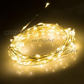 017999 Led String WR-5000-12V-Warm 1608 100LED) ARLIGHT 5th