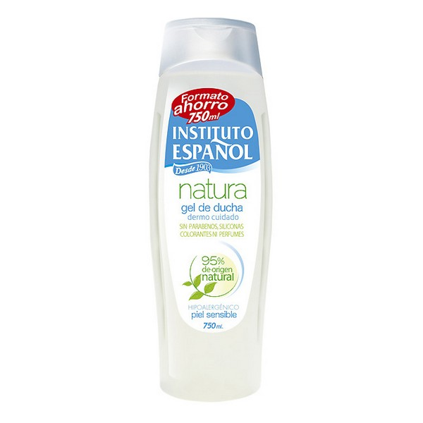 Shower Gel Natura Instituto Español (750 Ml)