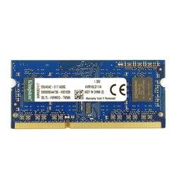 Pamięci ram Kingston KVR16LS11 4 GB 1600 MHz DDR3 PC3 12800 w RAM od Komputer i biuro na