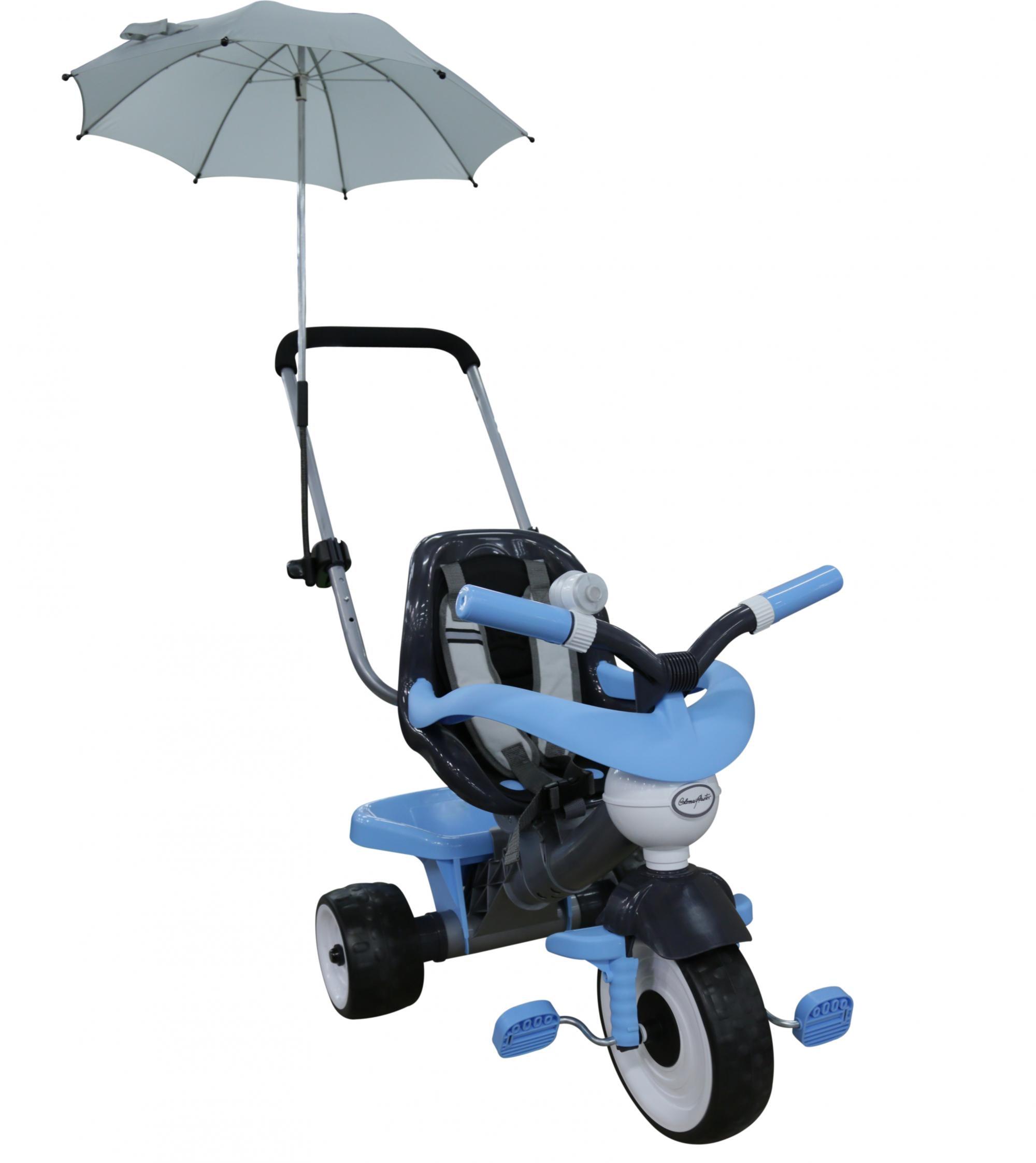 Фото - Bike 3 wheel Amigo # caged, horn handle, strap, padded seat and umbrella caged back triangle bikini set
