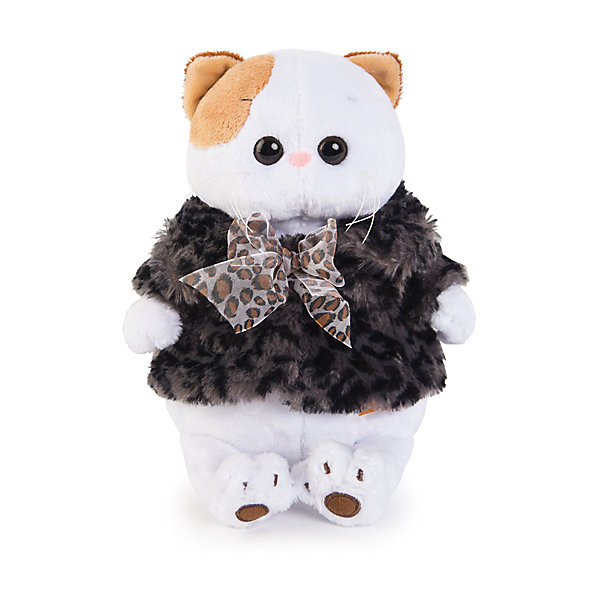 Clothes For Soft Toys Budi Basa Coat With Bow, 27 Cm