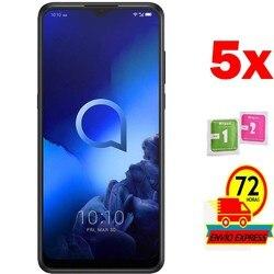 На Алиэкспресс купить стекло для смартфона 5x screen protectors for for alcatel glass 3x 2020 (not full see info)