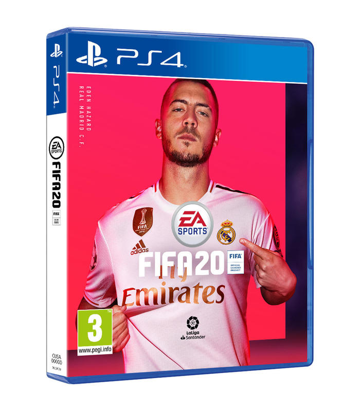 Fifa 20 Ps4 Playstation games application 4 Electronic Arts S.L Software. Sports...