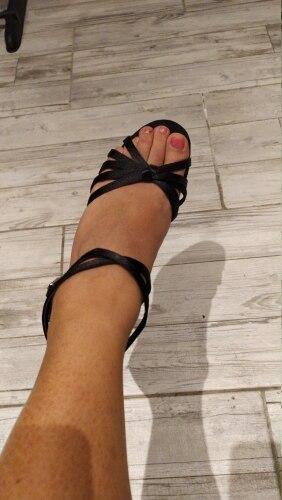 Sapatos de dança Sapatos Sandálias Mulheres