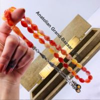 Islam Muslim rosary beads rosary bracelets for men and 33 amber rosary prayer accessories for men handmade stone turkey model 3