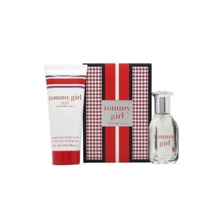 TOMMY GIRL EDT 30ML SPRAY + BODY WASH 100ML