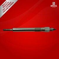 Bross BGP61 1 Piece Heater Glow Plugs GJ24IS  0100226520 for Isuzu Opel Vauxhall 2.5-2.8 D