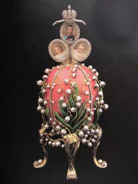 俄罗斯的珠宝设计欣赏