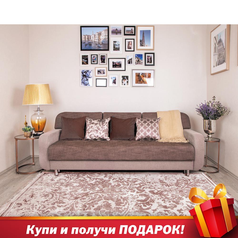 Carpet Delicatex LUX ANTRE MOCCA  Carpet Rug Home Textile All For Living Room