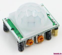 Sensor de movimiento infrarrojo hc-sr501