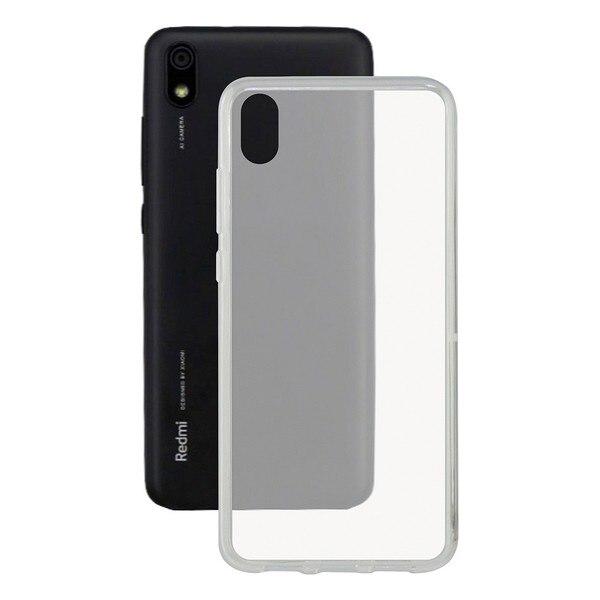 Funda para Móvil Xiaomi Redmi 7a Contact Flex TPU Transparente