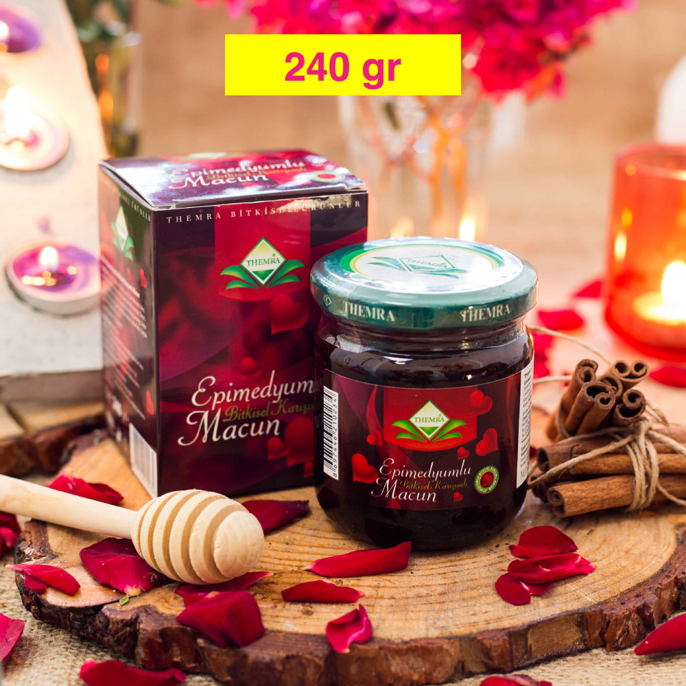 240g English Horny Goat Epimedium Ginseng Men Aphrodisiac Organic Viagra Performance Men Power-Hot Nights For Womens