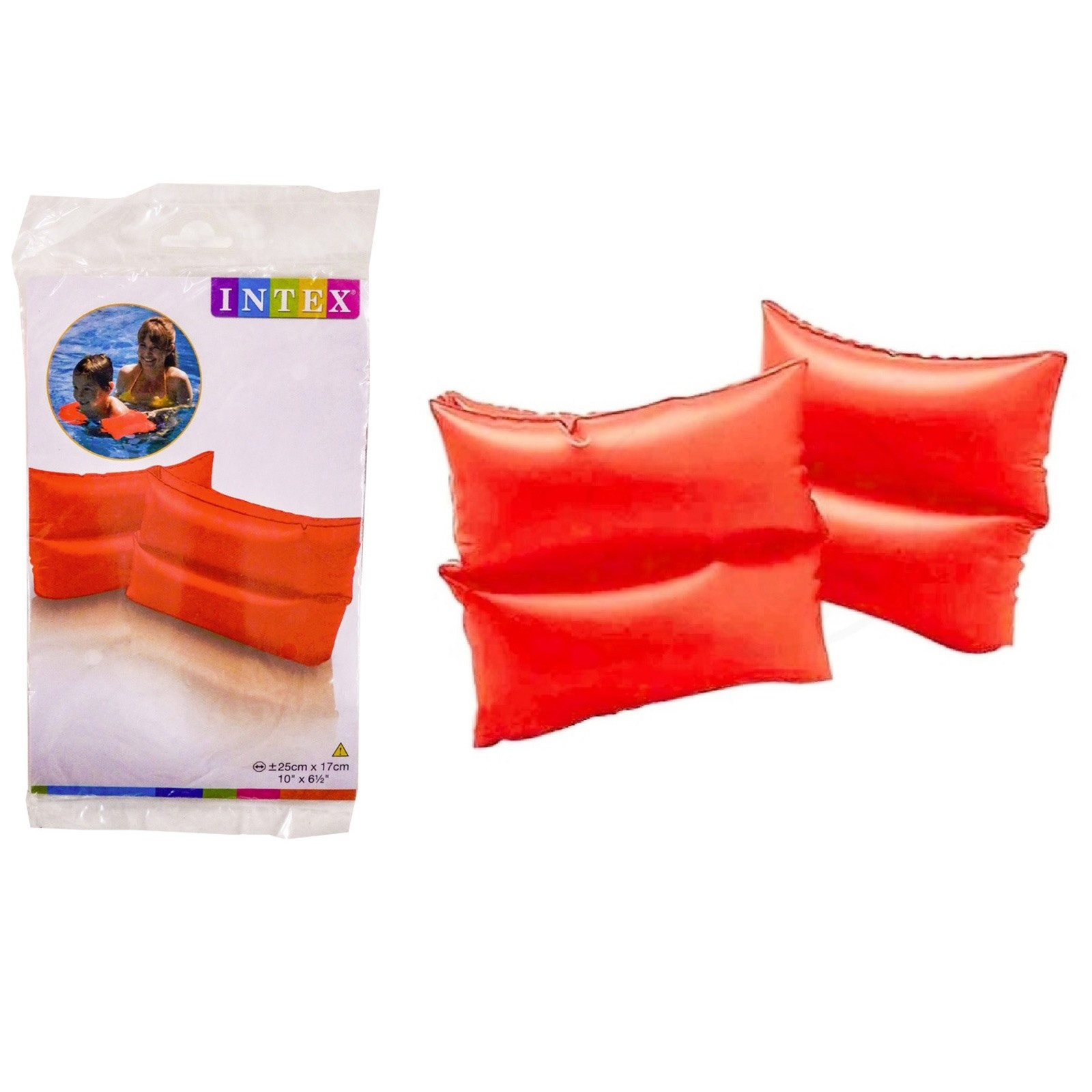 Ebebek İntex Red Arm Floats 25x17 Cm