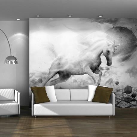Photo Wallpaper-Unicorn