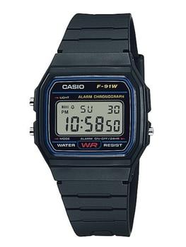Casio F91W Outgear Male Wristwatch, 100% Original , Digital Watch Quartz Water Resist Classic Resin Strap Digital Sport Watch цена 2017