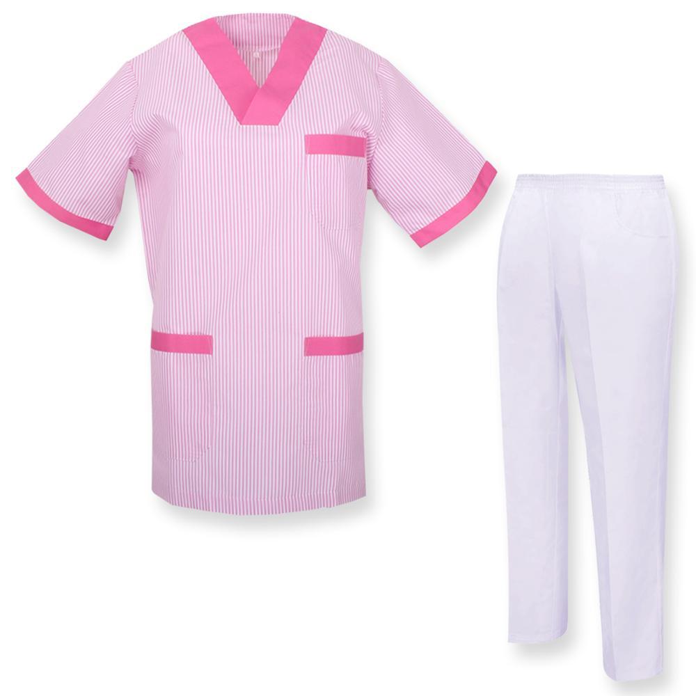 JACKET And PANT Sanitaries UNISEX UNIFORMS Sanitaries MEDICAL REF-8178