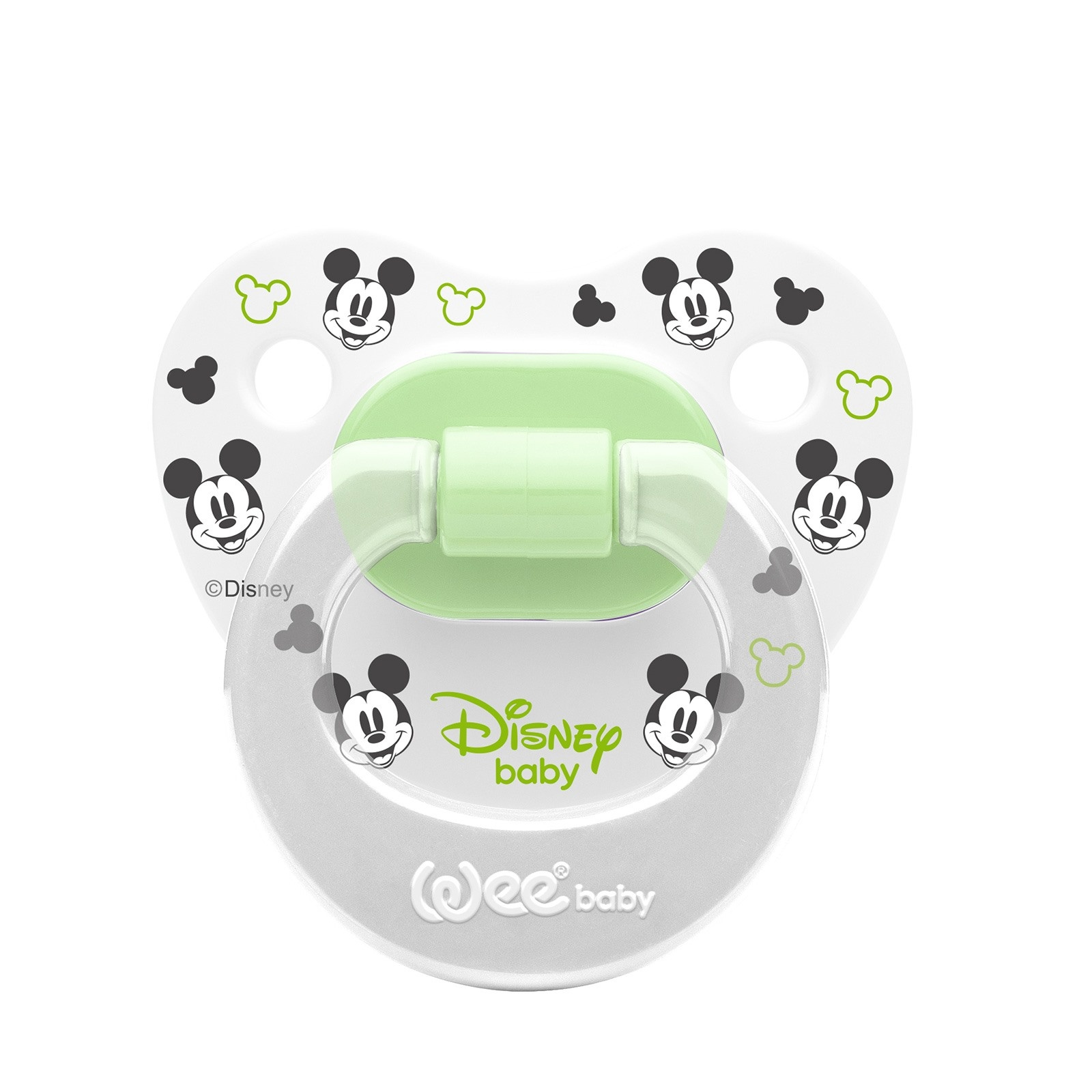 Ebebek Wee Baby Disney Patterned Orthodontical Soother No: 3
