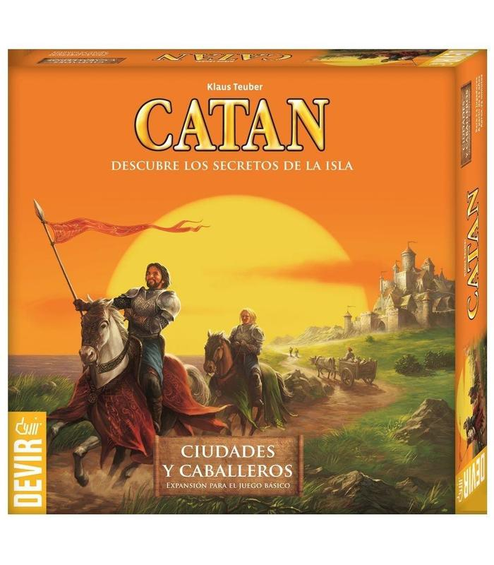 Catan Cities And Knights Toy Store