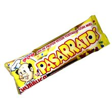 Pasarratos Super Senior XXL Mix of roasted nuts with honey 80g