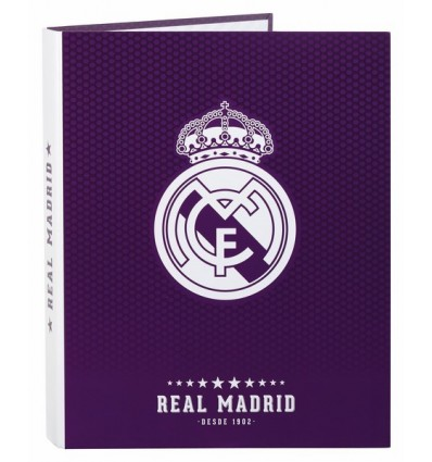 FOLDER FOLIO 4 ANIMIXTAS REAL MADRID 2