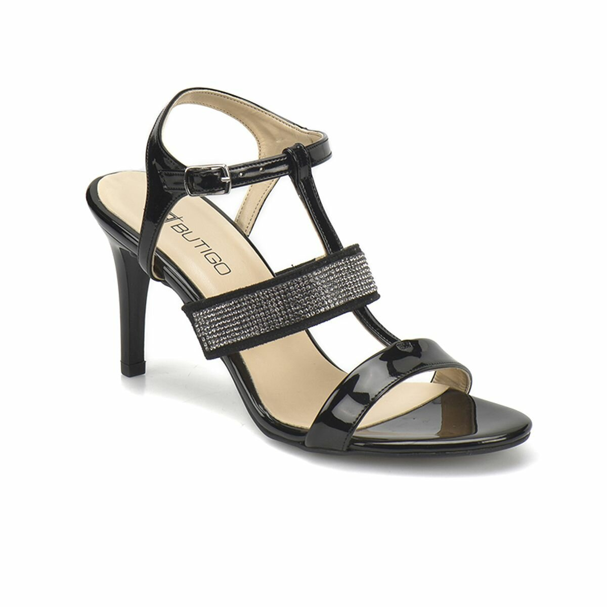 FLO 18S-095 Black Women Shoes BUTIGO