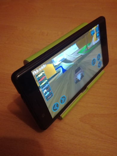Adjustable Phone Tablet Stand photo review