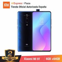 [Global Version for Spain] Xiaomi Mi 9T (Memoria interna de 64GB, RAM de 6GB, Tr
