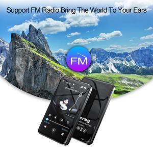 Image 5 - 터치 스크린 MP3 플레이어 블루투스 16 기가 바이트 8 기가 바이트 HiFi 음악 플레이어 고해상도 무손실 워크맨 오디오 비디오 전자 책 라디오 녹음