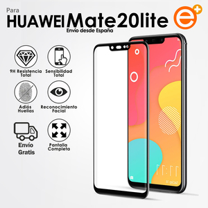 Полное закаленное стекло для защиты экрана для Huawei Mate 20 lite 20 Pro Mate 10 lite Y6 2019 Y7 2019