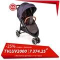 4000208692396 - Cochecito de bebé liviano, bebé feliz, ultima v3, madre y niños, paseo, bebé para niños y niñas, Cochecitos de bebé gris claro