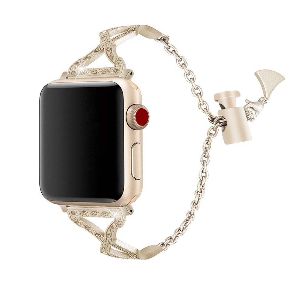 Купить браслет для смарт часов iwatch series 5/4/3/2/1 42/44 мм 38/40