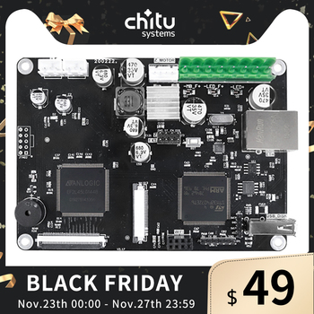 ChiTu L  K1 Motherboard With 32Bit TMC2209  For LCD/mSLA 3D Printer Controller Board free shipping 3dsway 3d printer board lerdge x motherboard arm 32 bit controller with 3 5 tft for education diy 3d printer