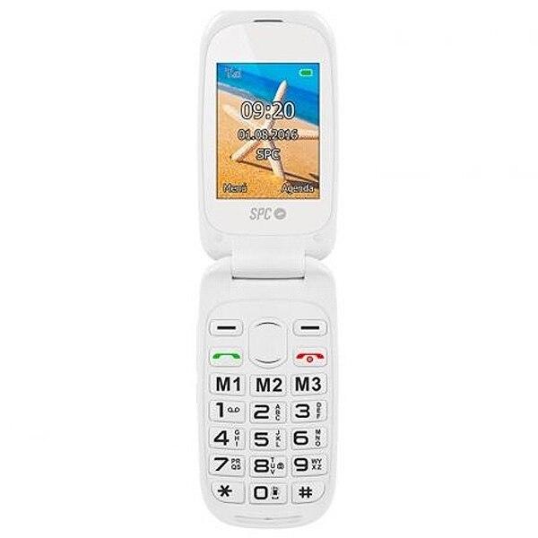 Mobile Phone SPC Harmony 2304B Bluetooth FM White